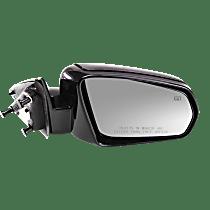 Mirror - Passenger Side, Power, Heated, Paintable, For Sedan