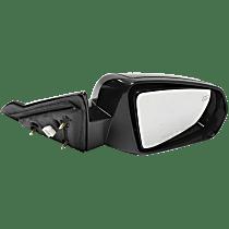 Mirror Non-folding Heated - Passenger Side, Paintable