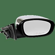 Mirror Non-folding Heated - Passenger Side, Power Glass, Chrome