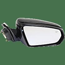 Mirror - Passenger Side, Power, Heated, Power Folding, Paintable, For Sedan