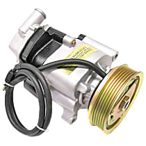 CM 211 Secondary Air Injection Pump with Clutch (Rebuilt) - Replaces OE Number 104-140-12-85
