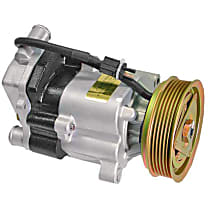 CM 213 Secondary Air Injection Pump with Clutch (Rebuilt) - Replaces OE Number 104-140-14-85 81