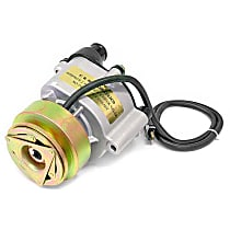 C&M Hydraulics CM214 Secondary Air Injection Pump with Clutch (Rebuilt) - Replaces OE Number 116-140-12-85