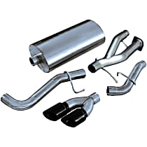 Corsa Sport - 2002-2006 Cat-Back Exhaust System - Made of Stainless Steel