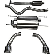 14864 Sport Series - 2013-2019 Cat-Back Exhaust System - Made of Stainless Steel