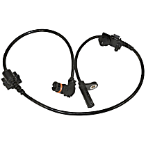 4779244AD Front, Driver or Passenger Side ABS Speed Sensor - Sold individually