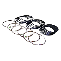 4798878020 Piston Ring Set - Direct Fit, Set of 6