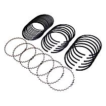 4798878030 Piston Ring Set - Direct Fit, Set of 6
