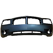 Front Bumper Cover, Primed
