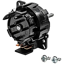 Crown 5013833AA A/C Switch - Direct Fit