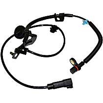 5105062AC Rear, Passenger Side ABS Speed Sensor - Sold individually