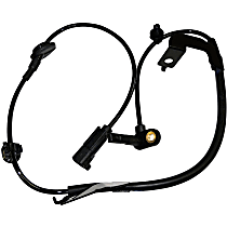 Front, Passenger Side ABS Speed Sensor - Sold individually