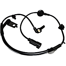 5105573AA Front, Driver Side ABS Speed Sensor - Sold individually