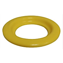 Crown 5105822AA Coil Spring Insulator - Yellow, Rubber, Direct Fit, Sold individually
