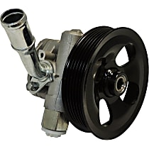5154400AC Power Steering Pump - With Pulley, Without Reservoir