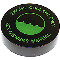 Coolant Reservoir Cap - Direct Fit