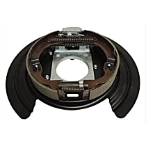 Crown 52125175AA Brake Backing Plate - Direct Fit, Sold individually