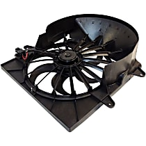 Crown 55037969AB Engine Cooling Fan Controller