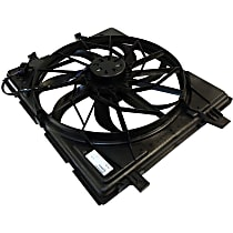 Crown 55037992AD Engine Cooling Fan Controller