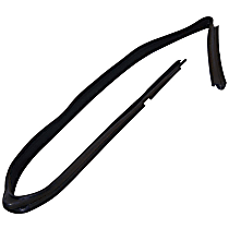 55136024AG Door Glass Weatherstrip - Sold individually