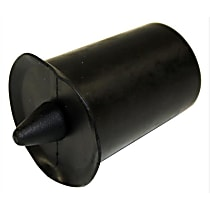 Crown 55395993AB Spare Tire Stop - Rubber, Direct Fit