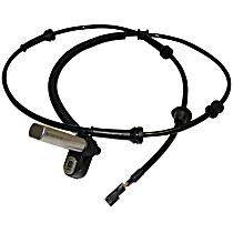 56027723 Rear, Driver Side ABS Speed Sensor - Sold individually