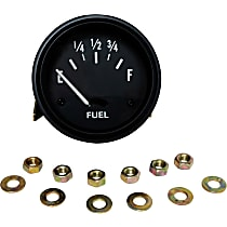 Crown 640763 Fuel Gauge - Analog, Direct Fit, Sold individually