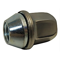 6509422AA Lug Nut - Stainless, Stainless Steel, Acorn, M14-1.50 Direct Fit, Sold individually