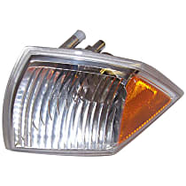 68000683AB Front, Driver Side Turn Signal Light, Without bulb(s)