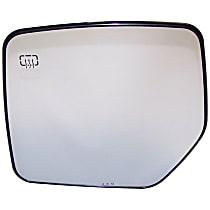 68003721AA Driver Side Mirror Glass