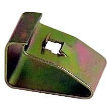 68078584AA Bumper Clip - Metal, Direct Fit, Sold individually