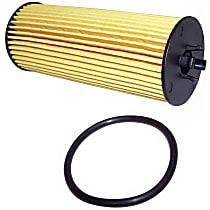 Crown 68079744AB Oil Filter - Cartridge, Direct Fit, Kit