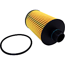 Crown 68109834AA Oil Filter - Direct Fit, Sold individually