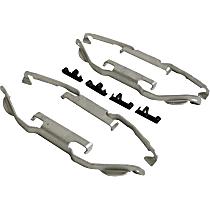 68160698AC Brake Hardware Kit - Direct Fit, Kit