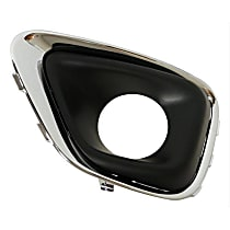 Crown 68213205AA Fog Light Bezel