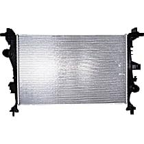 68260449AA Aluminum Core Plastic Tank Radiator
