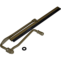 Left or Right Manually Controlled Windshield Wiper Assembly