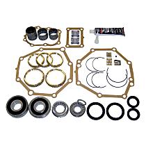 Crown AX4EAX5EMASKIT Transmission Rebuild Kit - Direct Fit, Kit