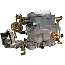 Crown Carburetor 1987-1990 Jeep Wrangler YJ 1984-1986 Grand Cherokee Without Steeper Motor 4.2L Engine
