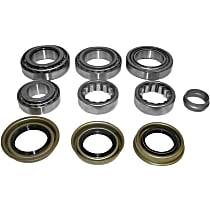 Differential Bearing & Seal Kit With 8.25 in. Rear Axle