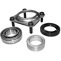 D35WJABK Axle Shaft Bearing - Direct Fit, Kit