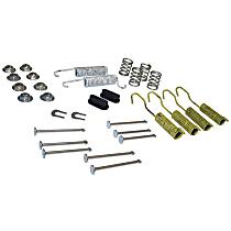 Crown H7064 Brake Hardware Kit - Direct Fit, Kit