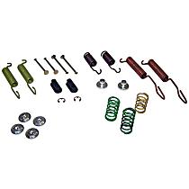 H7128 Brake Hardware Kit - Direct Fit, Kit