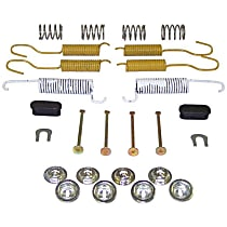 Crown H7149 Brake Hardware Kit - Direct Fit