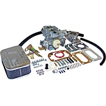 Crown Carburetor Kit 1966-1978 Jeep CJ 1-BBL With Carter 3.8L 1971-1978 Jeep CJ 4.2L Engine With Carter 1BBL