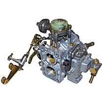 Crown Carburetor 1987-1990 Jeep Wrangler YJ 1972-1986 CJ With 2BBL Carter BBD