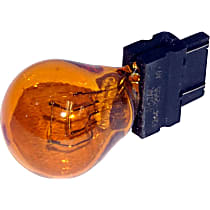 Light Bulb - Amber, Direct Fit, Sold individually