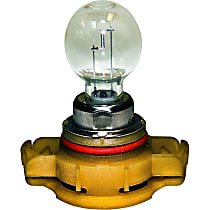Crown L000PSX24W Fog Light Bulb - Clear, Direct Fit, Sold individually