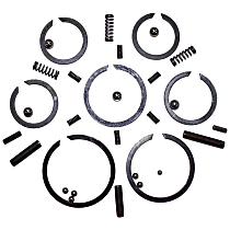 SP350050 Transmission Rebuild Kit - Direct Fit, Kit