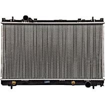 2966 Aluminum Core Plastic Tank Radiator, 13.75 in. L x 25.13 in. W x 0.63 in. Thickness Core Size